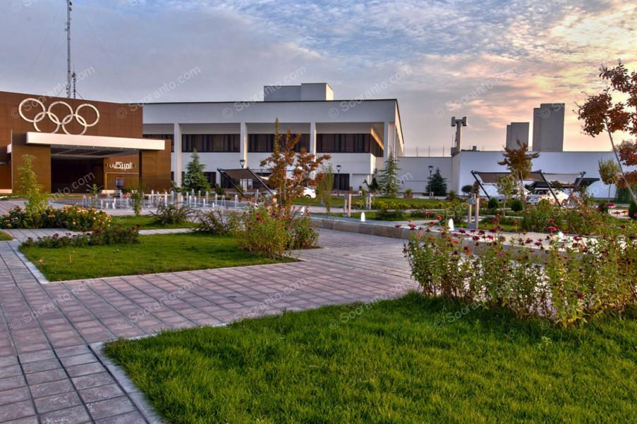 عکس سالن هتل المپیک 2071