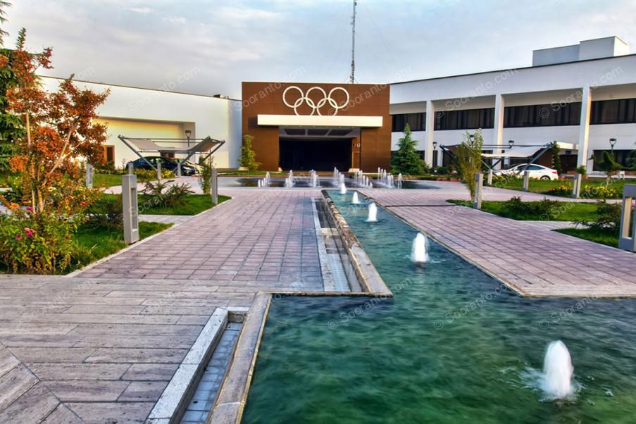 عکس سالن هتل المپیک 2072