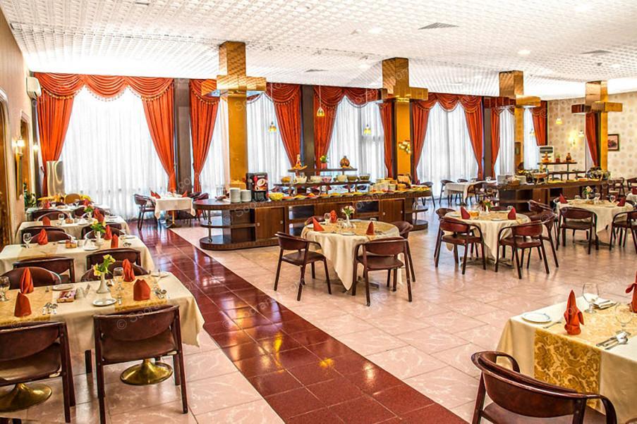 عکس سالن هتل پارسیان انقلاب 2787