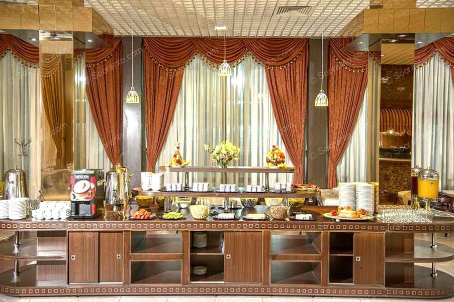 عکس سالن هتل پارسیان انقلاب 2789