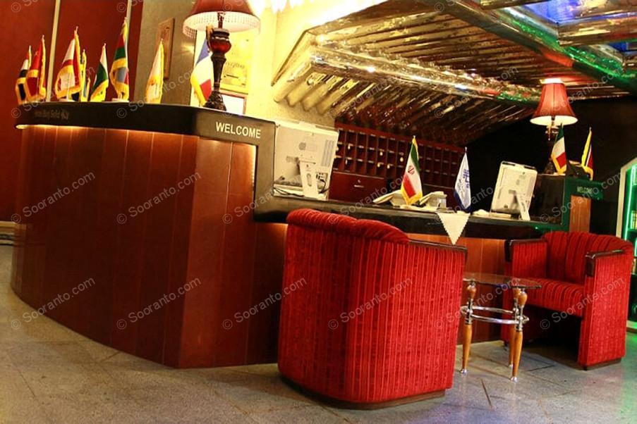عکس سالن هتل برج سفید 3586