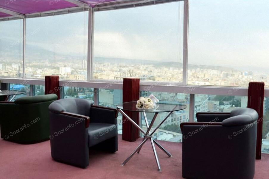 عکس سالن هتل برج سفید 3587