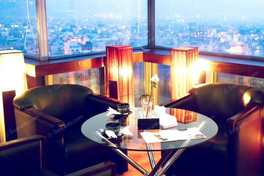 عکس سالن هتل برج سفید 3588