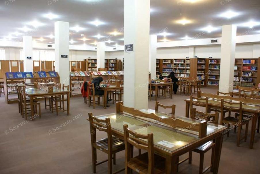 عکس سالن کانون اسلامی انصار مرکز 4460