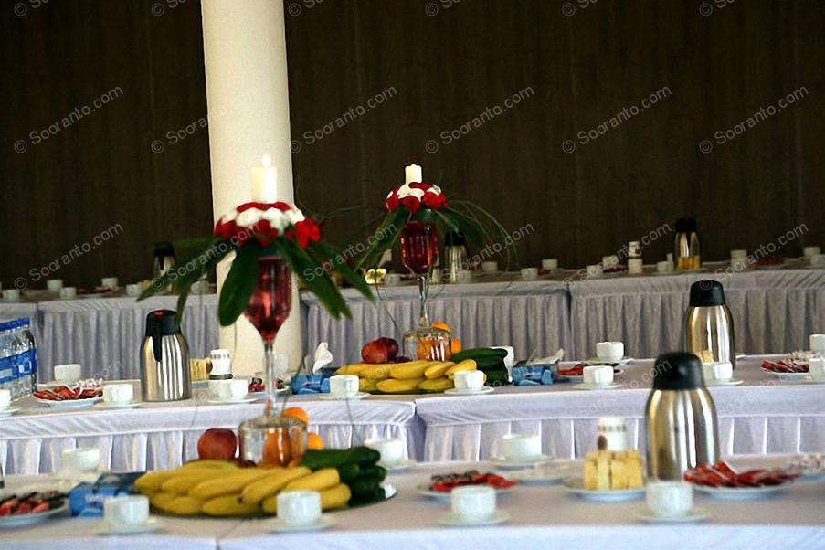 عکس سالن هتل بزرگ ارم 2460