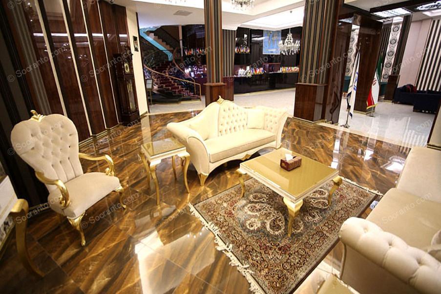 عکس سالن هتل بزرگ ارم 2463