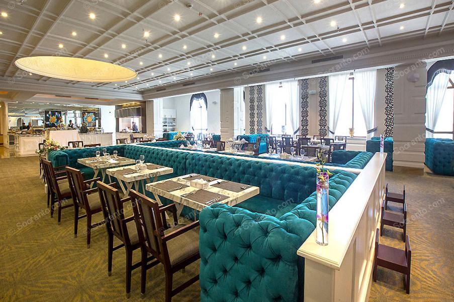 عکس سالن هتل اسپیناس پالاس 2206
