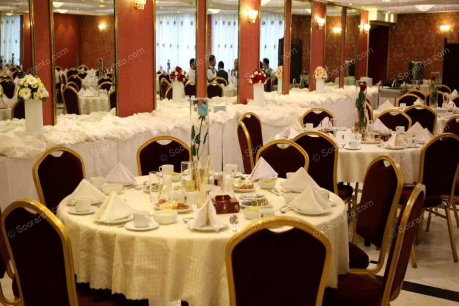 عکس سالن هتل سیمرغ 2701