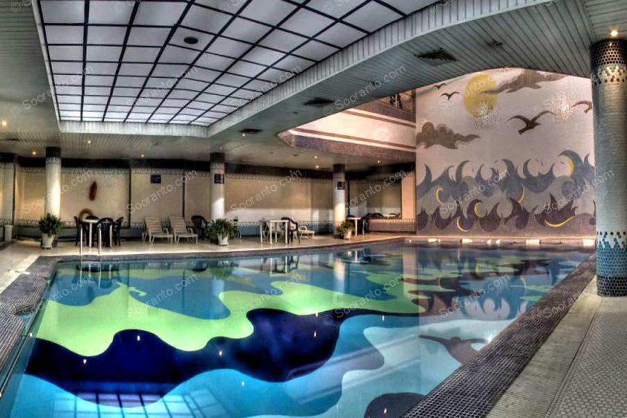 عکس سالن هتل سیمرغ 2705