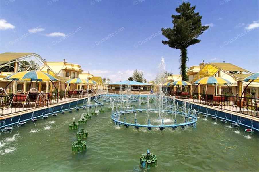 عکس سالن هتل پارسيان توريست توس 2571
