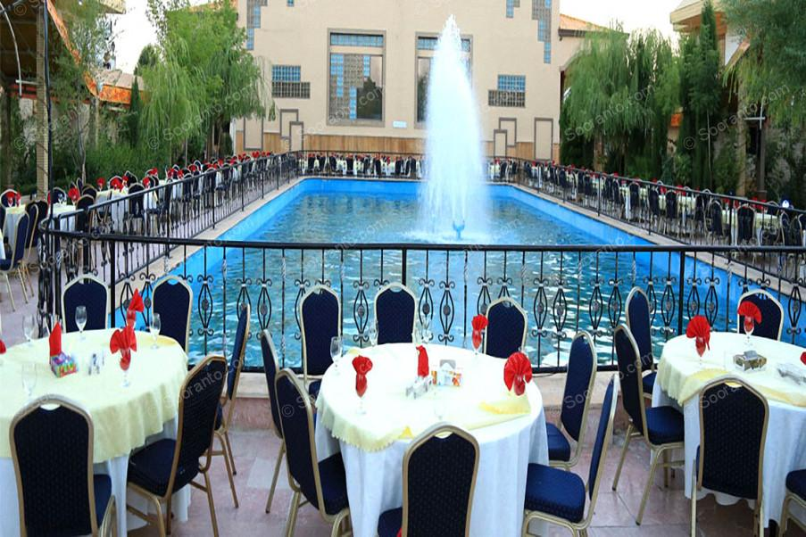 عکس سالن هتل پارسيان توريست توس 2572
