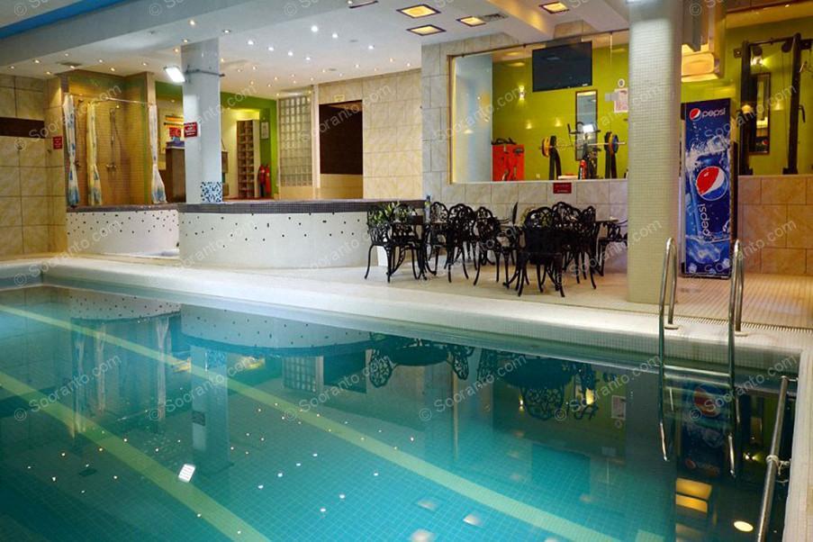 عکس سالن هتل الیزه 2498