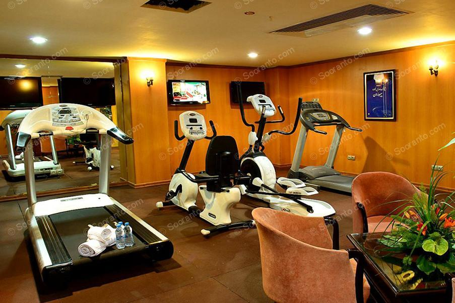 عکس سالن هتل بین المللی قصر طلایی 2131