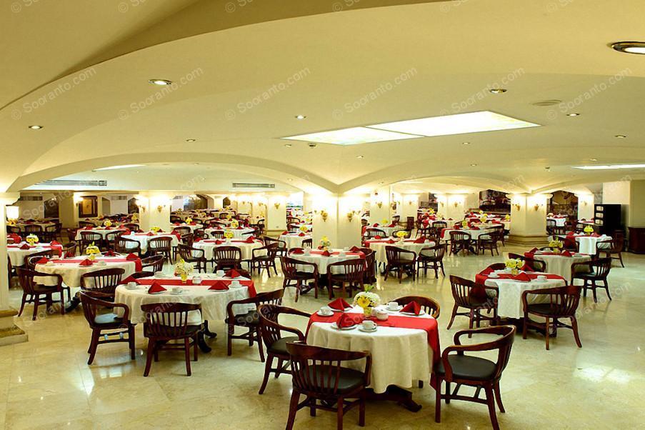عکس سالن هتل بین المللی قصر طلایی 2138