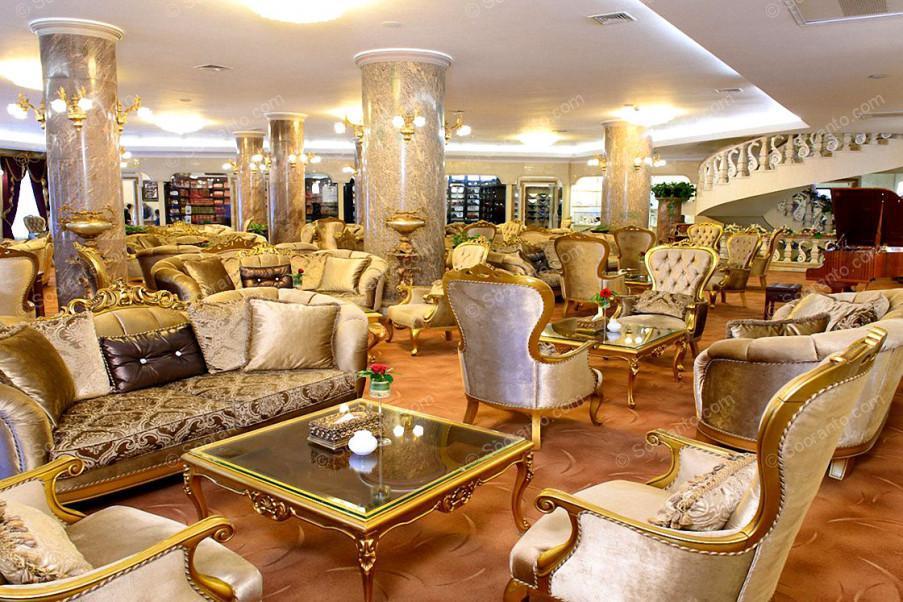 عکس سالن هتل بین المللی قصر طلایی 2123