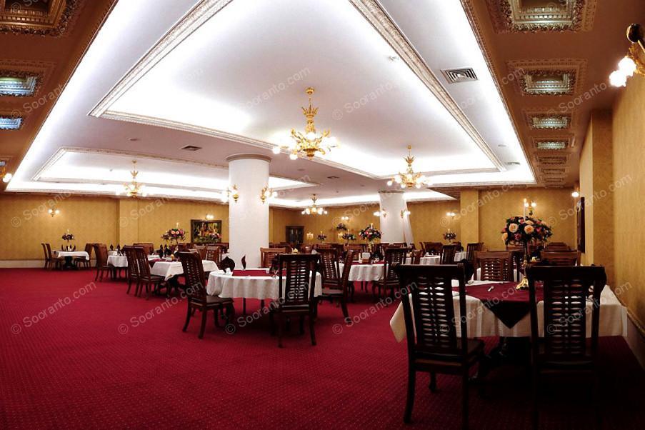 عکس سالن هتل بین المللی قصر طلایی 2125