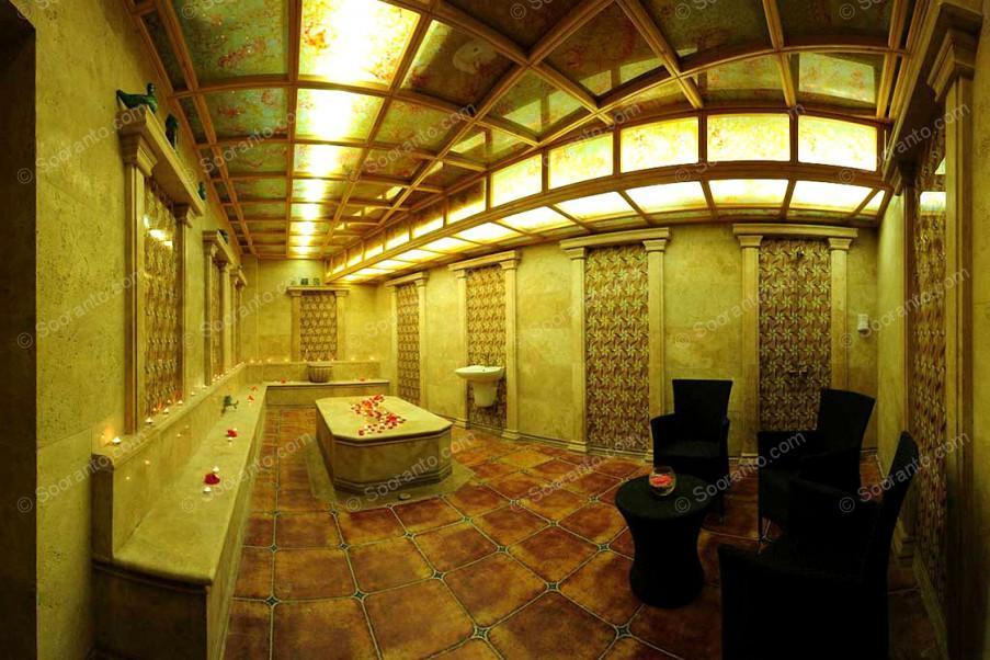 عکس سالن هتل بین المللی قصر طلایی 2127
