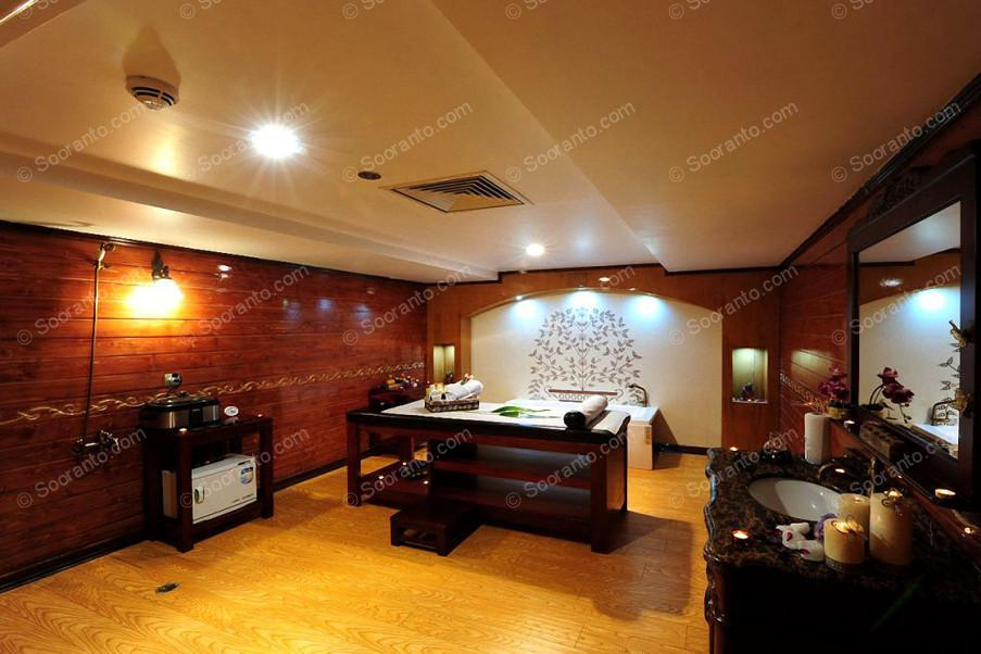 عکس سالن هتل بین المللی قصر طلایی 2128