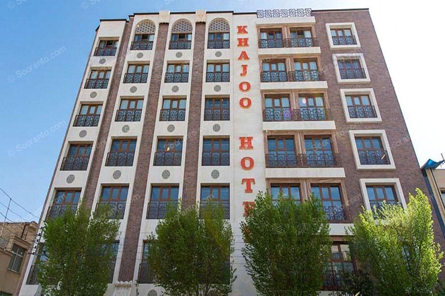 عکس سالن هتل خواجو 3682