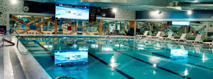 عکس سالن مجموعه فرهنگی ، ورزشی و تجاری اریکه ایرانیان 4424