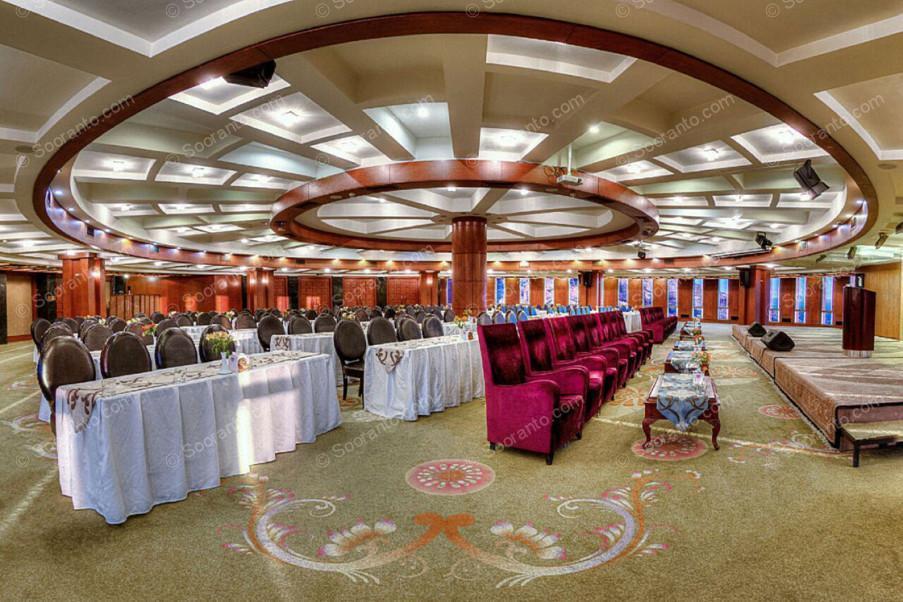 عکس سالن هتل بزرگ 2181