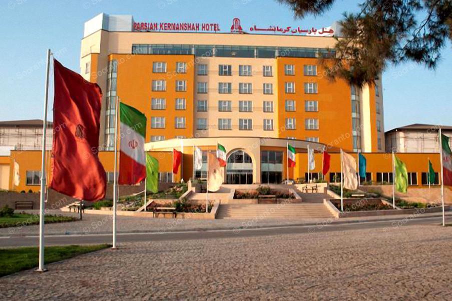 عکس سالن هتل پارسیان 2287