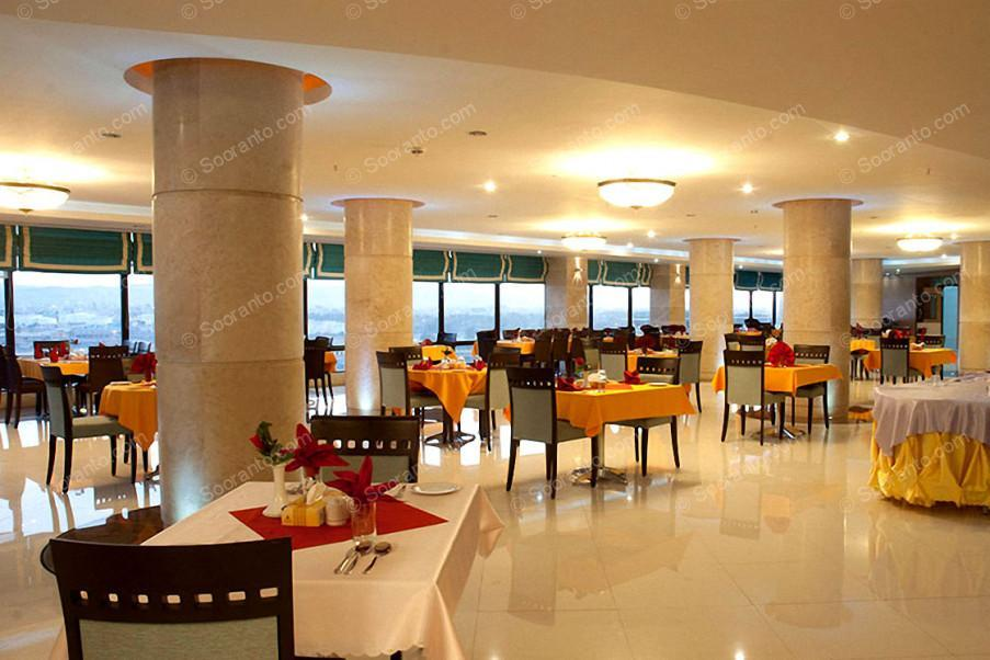 عکس سالن هتل پارسیان 2288