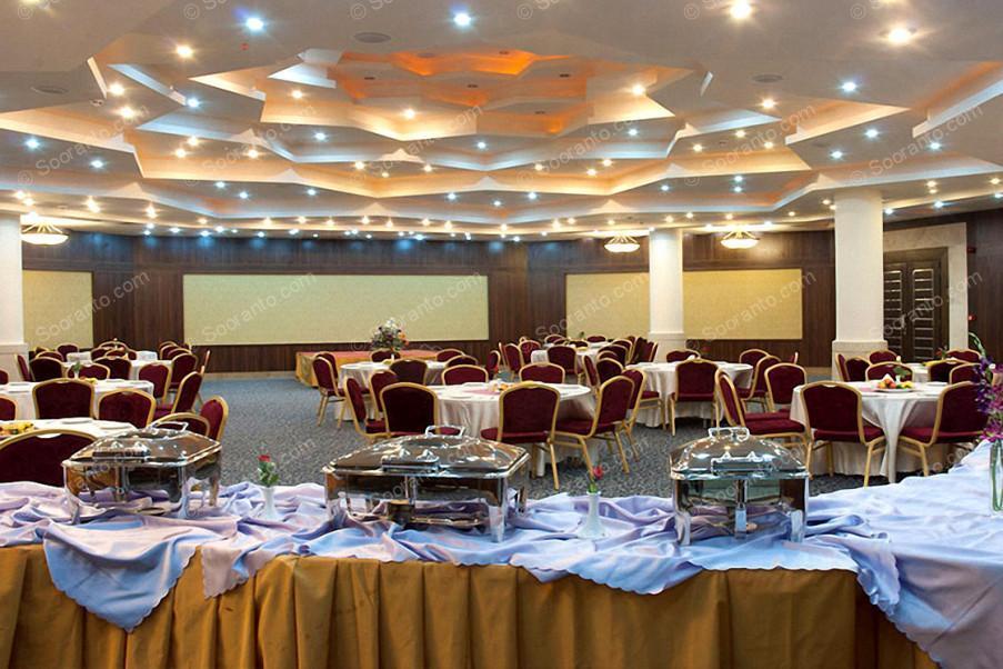 عکس سالن هتل پارسیان 2289