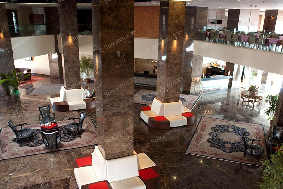 عکس سالن هتل پارسیان 2290