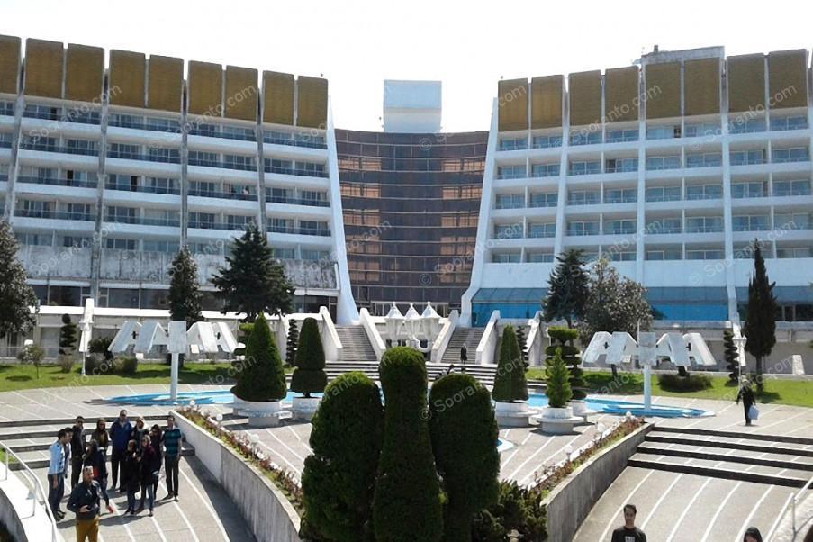 عکس سالن هتل پارسیان خزر (هایت سابق) 2380