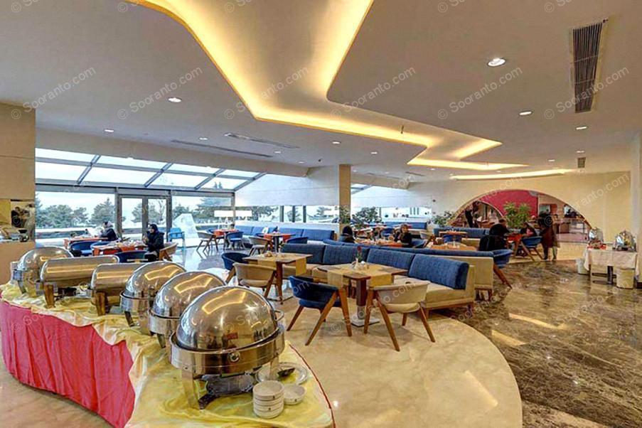 عکس سالن هتل پارسیان خزر (هایت سابق) 2381