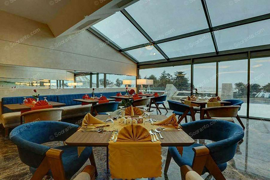 عکس سالن هتل پارسیان خزر (هایت سابق) 2382