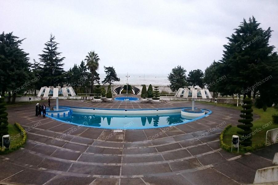 عکس سالن هتل پارسیان خزر (هایت سابق) 2383