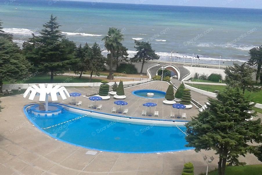 عکس سالن هتل پارسیان خزر (هایت سابق) 2384