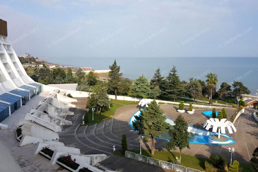 عکس سالن هتل پارسیان خزر (هایت سابق) 2385