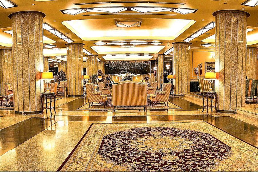 عکس سالن هتل هرمز 2408