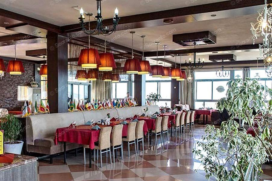 عکس سالن هتل بام سبز 2832