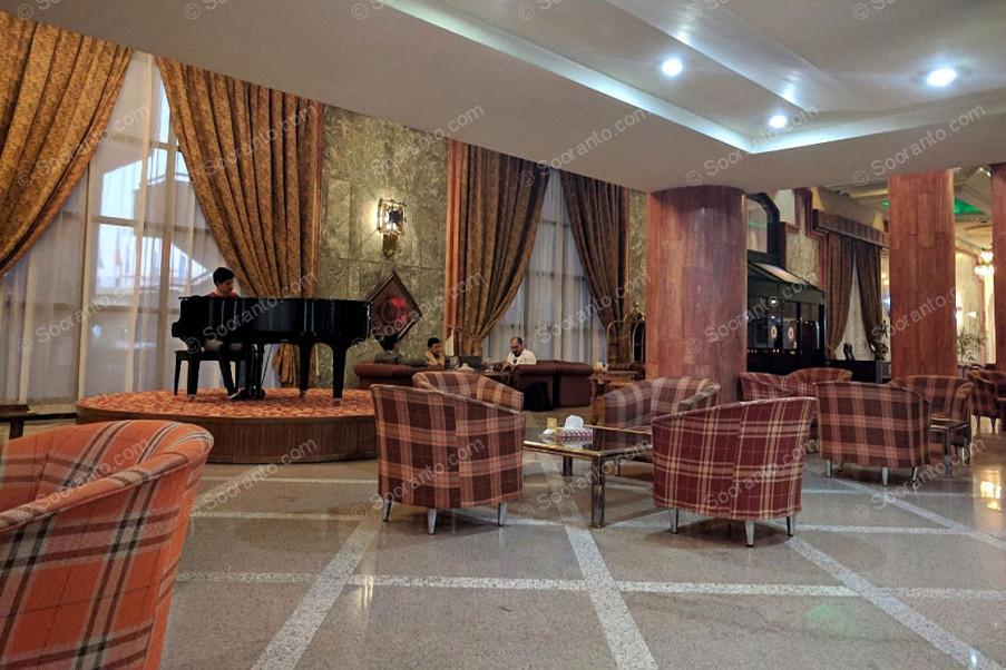 عکس سالن هتل پارس 2535