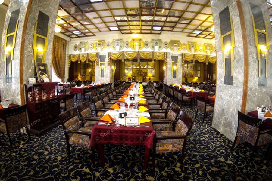 عکس سالن هتل پارس 2536