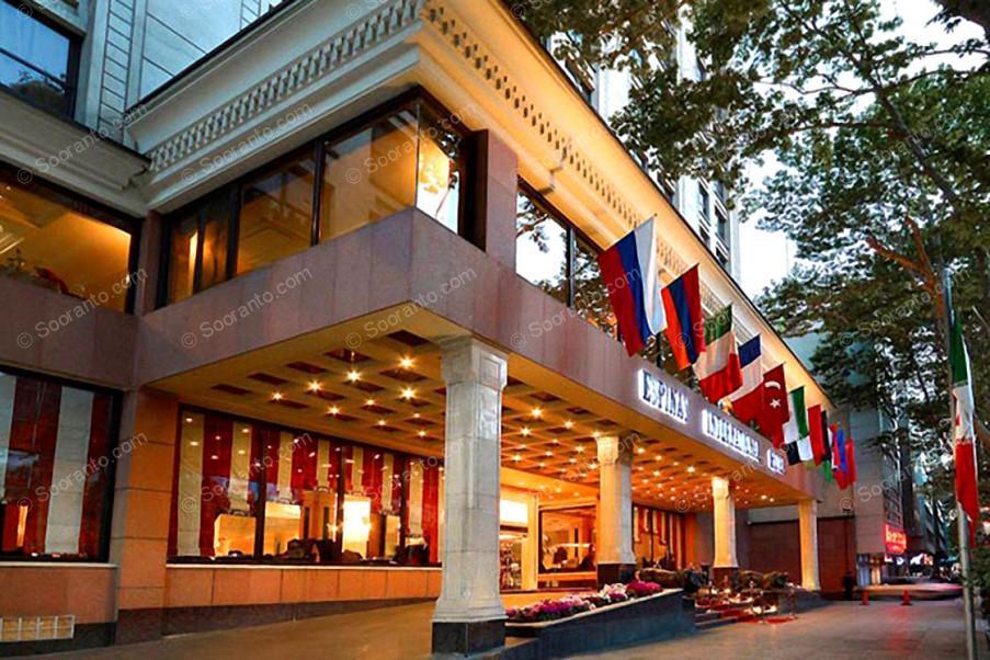عکس سالن هتل اسپیناس خلیج فارس 3227