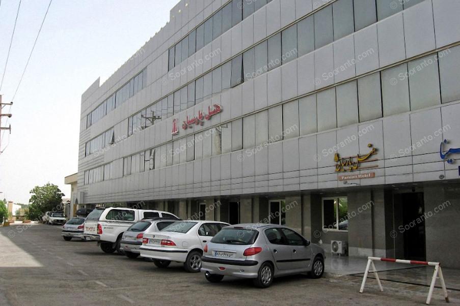عکس سالن هتل پارسیان آزادی 2607