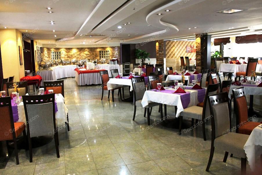 عکس سالن هتل پارسیان آزادی 2608