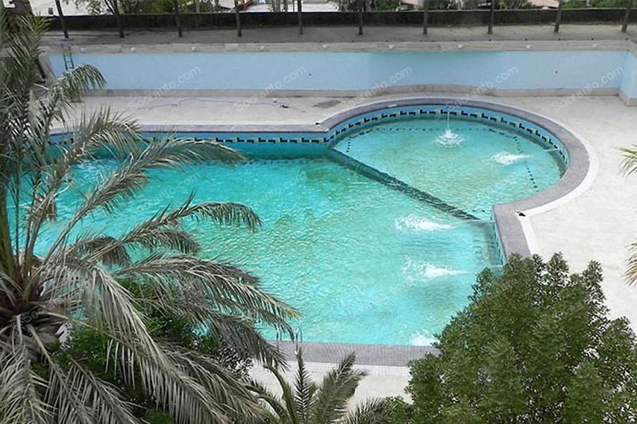 عکس سالن هتل پارسیان آزادی 2611