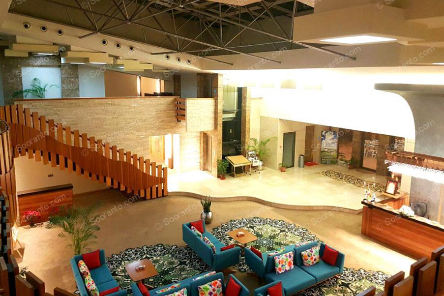 عکس سالن هتل میزبان 2935