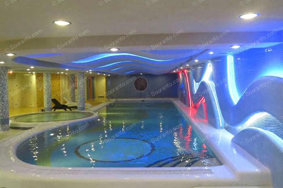 عکس سالن هتل هما 3873