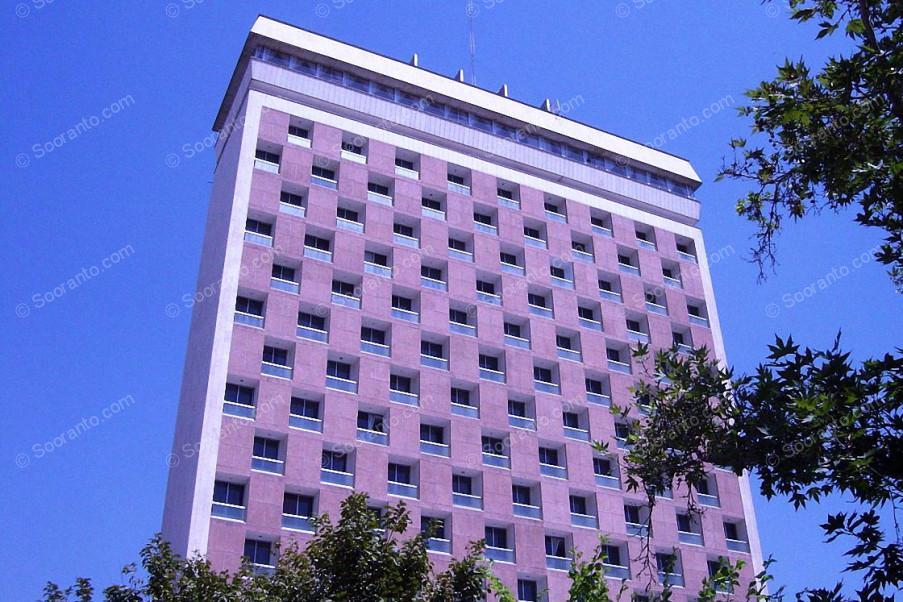 عکس سالن هتل هما 3864