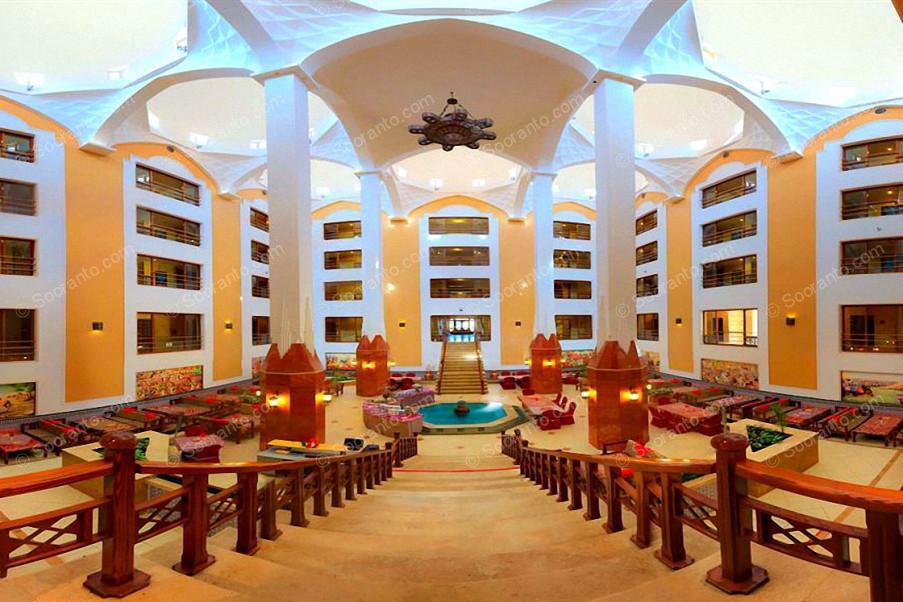 عکس سالن هتل صفائیه 3878
