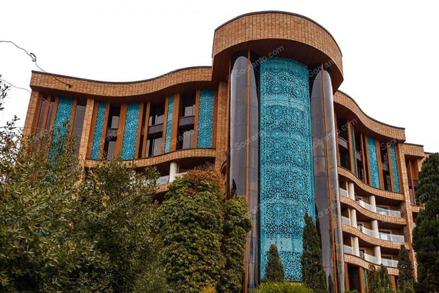 عکس سالن هتل پارسیان کوثر 2649