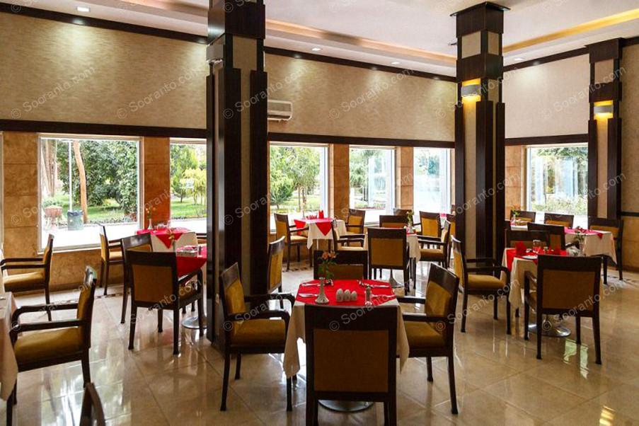 عکس سالن هتل پارسیان کوثر 2652