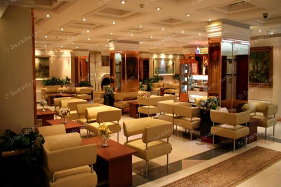 عکس سالن هتل گسترش 2772